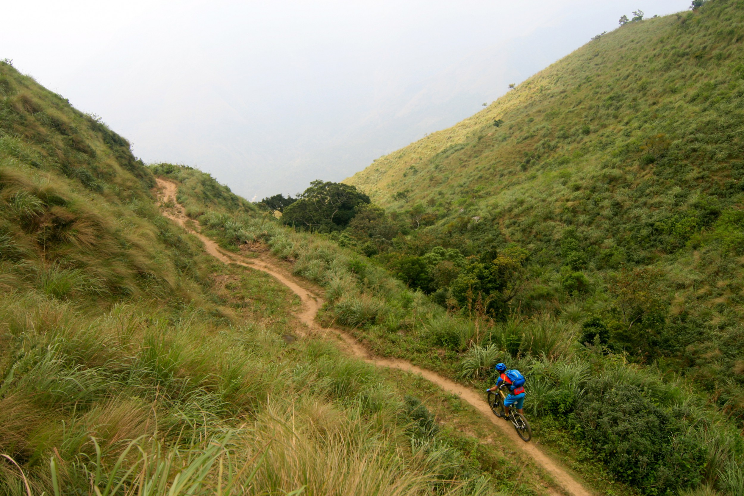Mountain bike Kerala India 10 day program - Pathfinder Travels